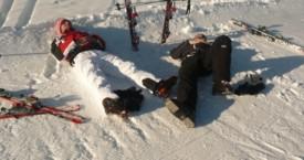 Skihjelme til børn – bør det blive et lovkrav?