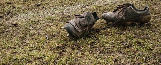 Vedligehold dine fodboldstøvler korrekt