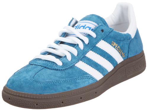 Den blå håndbold special sko