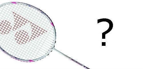 vælg den rigtige badmintonketcher