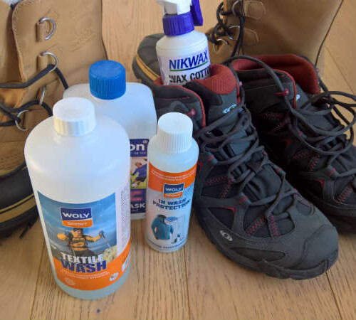 vask og vedligehold dine vinterstøvler korrekt