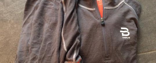 TEST: Merinould undertøj fra Bjørn Dæhlie